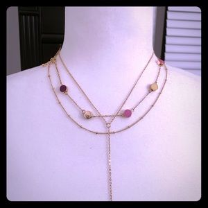 3-Strand set of necklace